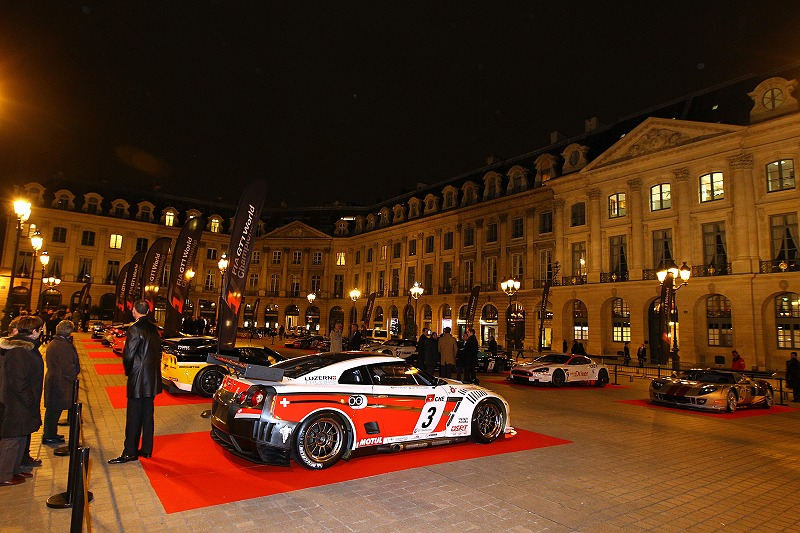FIA GT1 Official Launch in Paris