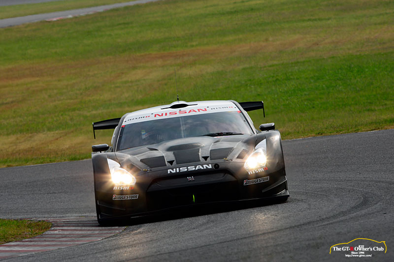 Super GT Test Car 1